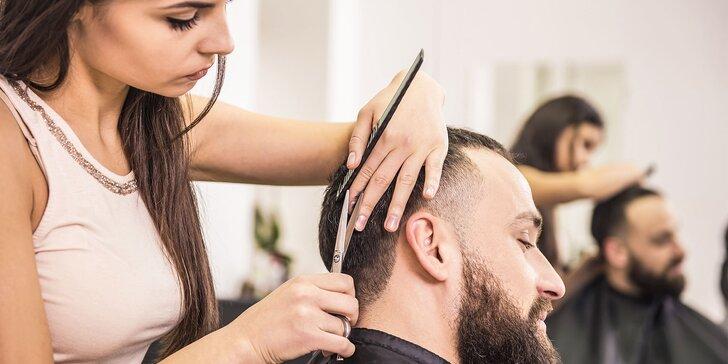 Pánsky strih či luxusný pánsky vlasový balíček - ideálny darček pre každého muža!