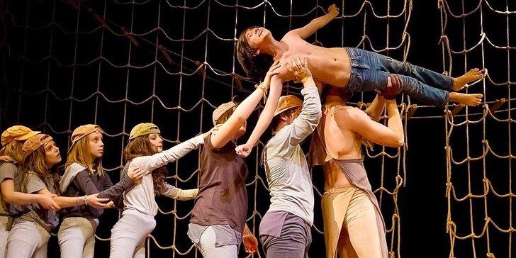 Predstavenie pre deti a celú rodinu DŽUNGĽA od R.Kiplinga v Divadle LUDUS