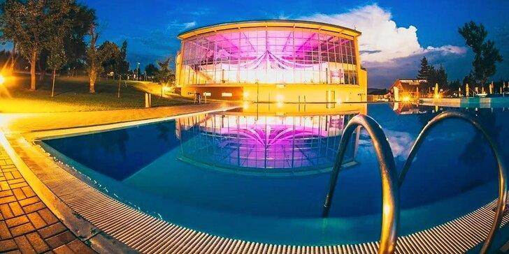 Letná dovolenka v hoteli Aquatermal*** s neobmedzeným wellness a vstupom na termálne kúpalisko KUPKO. Dieťa do 12 r. zdarma!