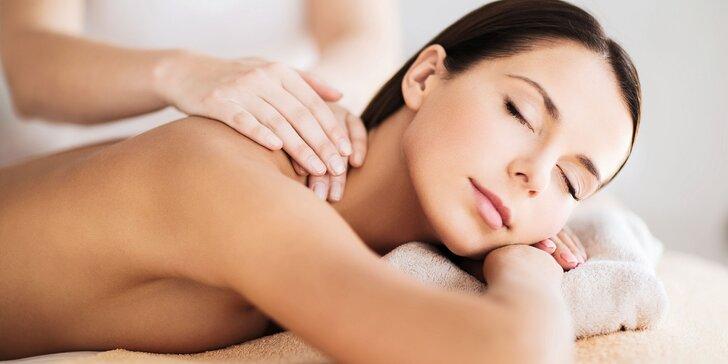 Vyberte si zo skvelých masáži a prežite dokonalé uvoľnenie od hlavy až po končeky prstov