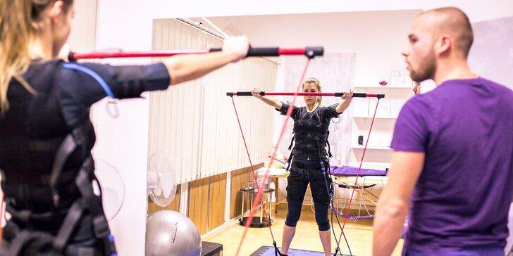 Speedfitness - rýchle a účinné chudnutie v centre Košíc pod vedením osobného trénera