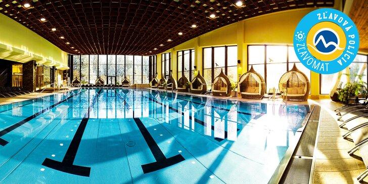 Nádherný pobyt v hoteli PIERIS*** so vstupom do luxusného wellness v Grandhoteli Permon**** - aj 1-nocové varianty!