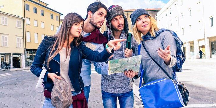 Escape hra v bratislavských uliciach - až 210 minút nervydrásajúceho napätia v Divnej Bratislave!