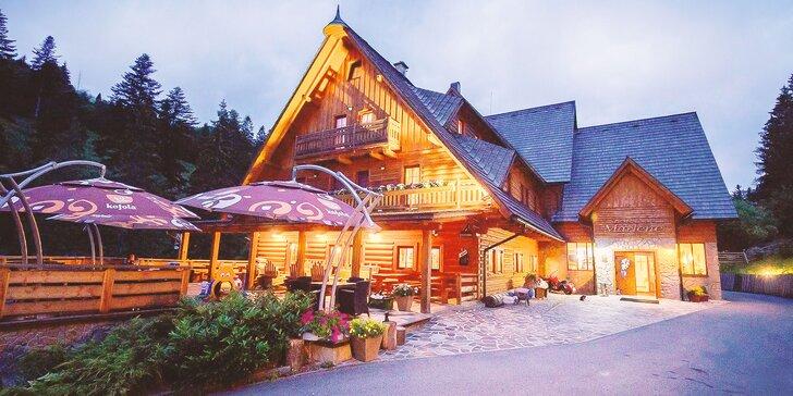 Rodinný pobyt v Hoteli Marlene *** na Kysuciach s wellnessom, 2 deti do 6 rokov zadarmo