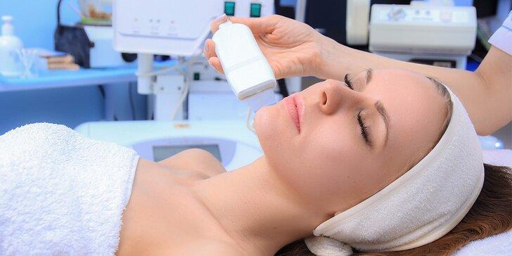 Skin scrubber, ultrazvuk alebo hydratačné ošetrenie exkluzívnou kozmetikou PAYOT!