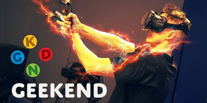 Preneste sa virtuálnou realitou priamo do hry! Zažite zábavu mimo hraníc fantázie!