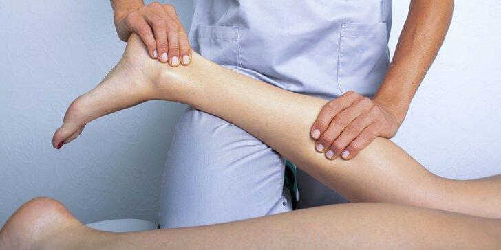 Klasická masáž alebo ručná lymfodrenážna masáž