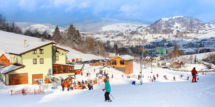 Lyžiarsky a Wellness pobyt so skipasmi v lyžiarskom stredisku Nižná Uhliská*** na Orave