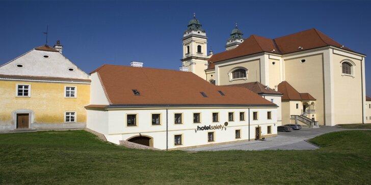 Jarný pobyt s polpenziou pre 2 osoby v juhomoravských Valticiach s ochutnávkou vína!