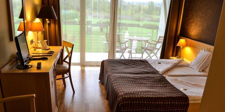 Relaxačný pobyt pre 2 osoby s polpenziou, neobmedzeným wellnessom a bowlingom v Szépia Bio & Art Hotel **** v Maďarsku