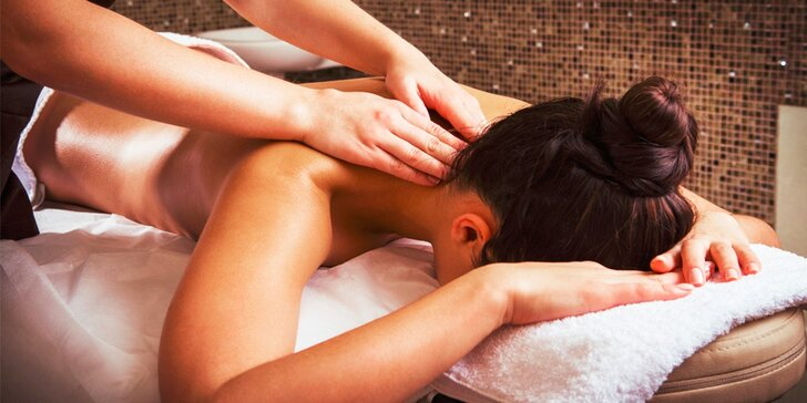 Oddýchnite si s masážou podľa vášho výberu.