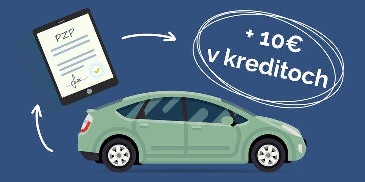 Povinné zmluvné poistenie vášho auta! Vyberte si najvýhodnejšiu poisťovňu cez online kalkulačku!