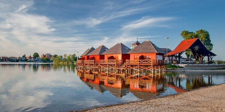 Romantický relax pobyt v Penzióne Lobster so vstupom do SAI Wellness Senec! Exotika aj na Slovensku!