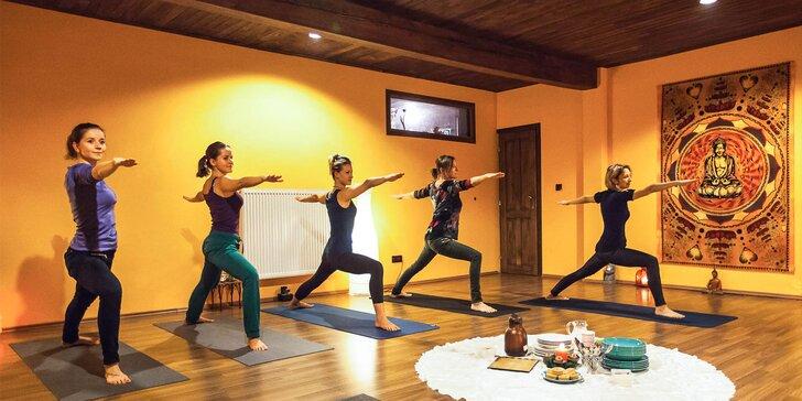Kurz meditácie alebo jogy - v ponuke aj permanentky