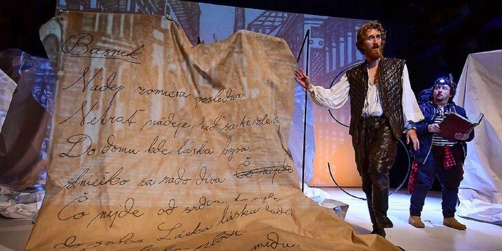 10 x vstupenka na akékoľvek predstavenie v divadle LUDUS do konca divadelnej sezóny 2016/2017