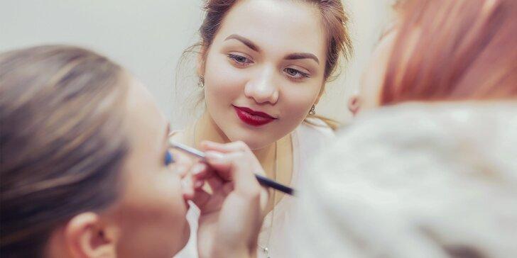 Rekvalifikačné kurzy: vizážistka, manikérka, pedikérka alebo kozmetička