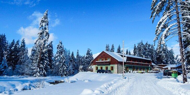 Wellness pobyt počas zimnej sezóny v Jasnej. Dieťa do 12 r. ubytovanie zdarma!