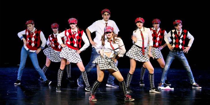 Tanečná škola S3T KIDZ hiphop a break dance alebo zimné tanečné sústredenie s lyžovačkou pre deti od 6-16 rokov