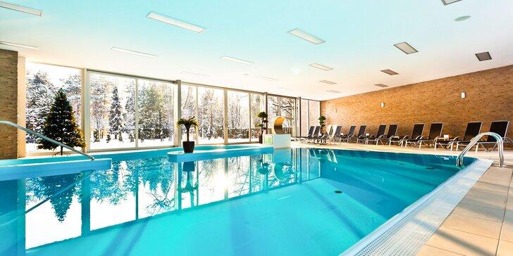 Trojdňový alebo týždňový Kúpeľný & Wellness pobyt s liečivými procedúrami v hoteli Park**** Piešťany