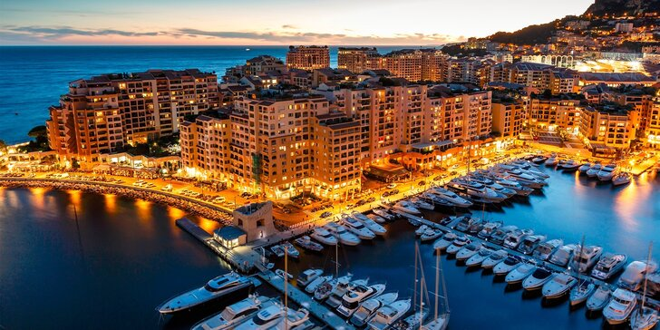 Doprajte si netradičný Silvester v Cannes na Francúzskej Riviére - 5-dňový poznávací zájazd