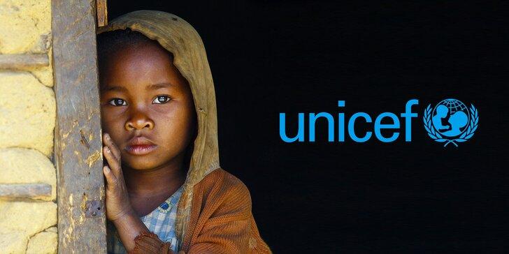 Prispejte s UNICEFom na zdravotné pomôcky pre deti tretieho sveta!