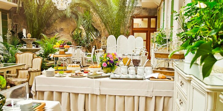 Luxusný ájurvédsky víkendový pobyt v GOLDEN ROYAL Boutique Hotel & Spa****