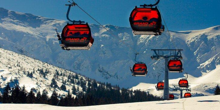 Wellness pobyt vo Via Jasná**** a lyžovačka v TOP stredisku JASNÁ NÍZKE TATRY