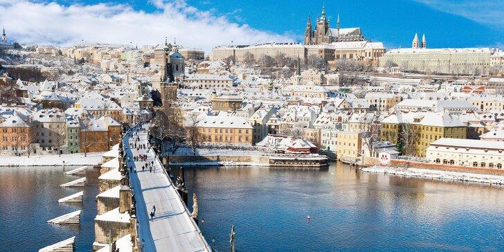 Zimný pobyt pre 2 osoby na 2 noci v Hoteli Otar*** Praha
