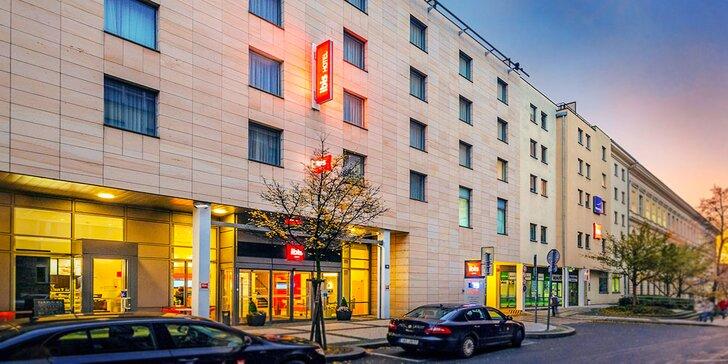 Ubytovanie pre 2 osoby na 2 noci aj s raňajkami v Prahe