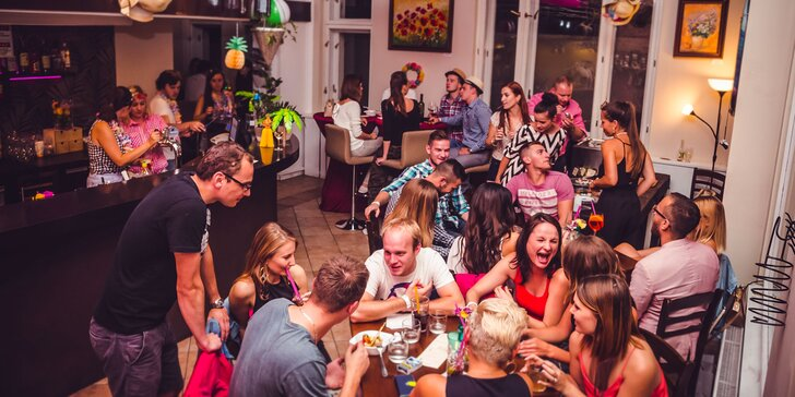 Párty od 6,98 € na osobu s kompletným cateringom, výzdobou a DJ-om pre 20 - 50 ľudí v Ave Café