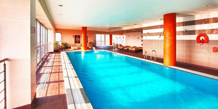Jarné prázdniny, valentín alebo romantický wellness pobyt v luxusnom Hoteli HOLIDAY INN Žilina****