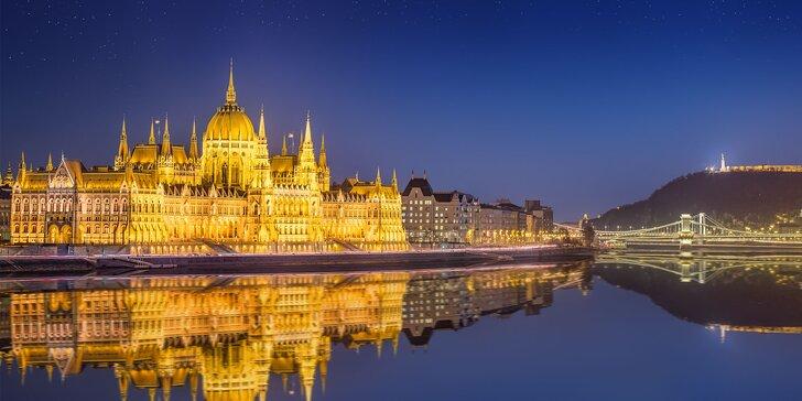 Kráľovná na Dunaji – Budapešť – mesto, do ktorého sa zaľúbite! 1-dňový poznávací zájazd do Budapešti s plavbou po Dunaji