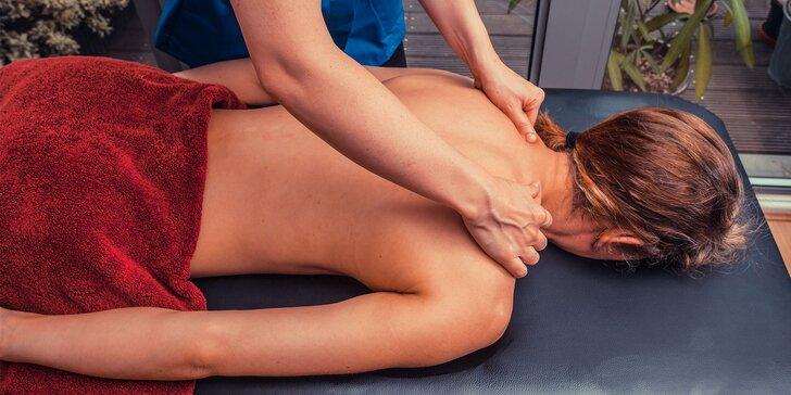 Masáž jedinečnou metódou až pre 2 osoby priamo u vás doma