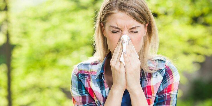 Testovanie peľových alergénov a potravinovej intoleranie alebo jarná detoxikácia a antinikotínová terapia