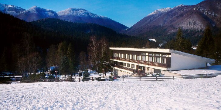 Pobyt v zrekonštruovanom Dome Horskej Služby v Terchovej