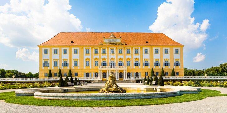 Zájazd do Rakúska na zámok Schloss Hof a návšteva čokoládovne Hauswirth