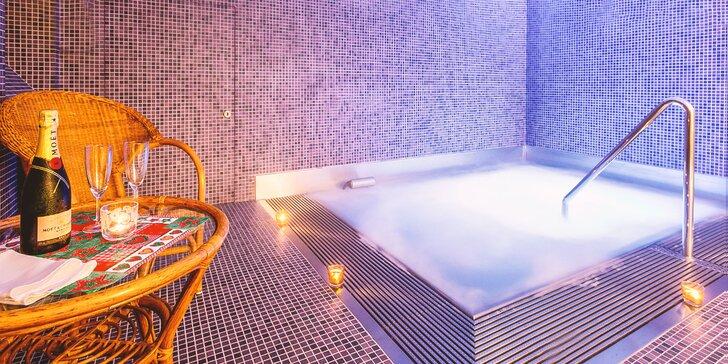 Romantický pobyt s privátnym wellness vo vychýrenom penzióne BASKE***