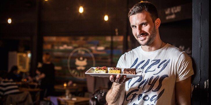 Zdravé koláče vypracované výživovým poradcom Martinom Šmahelom
