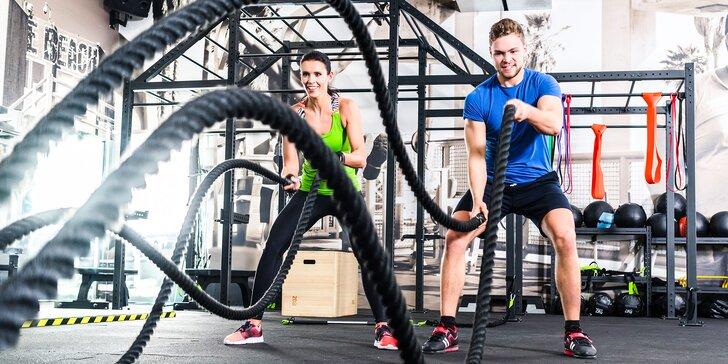 Be fit! Skupinové cvičenia pre 2 osoby v CROSSbeFIT centre v eXtremeparku