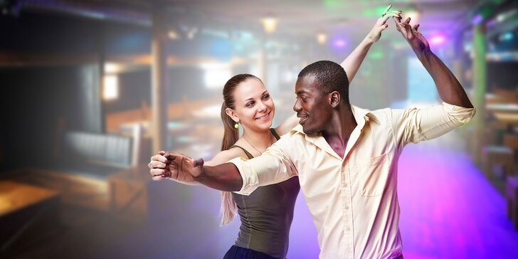 Kurzy kubánskych tancov priamo na Lodi Tanker