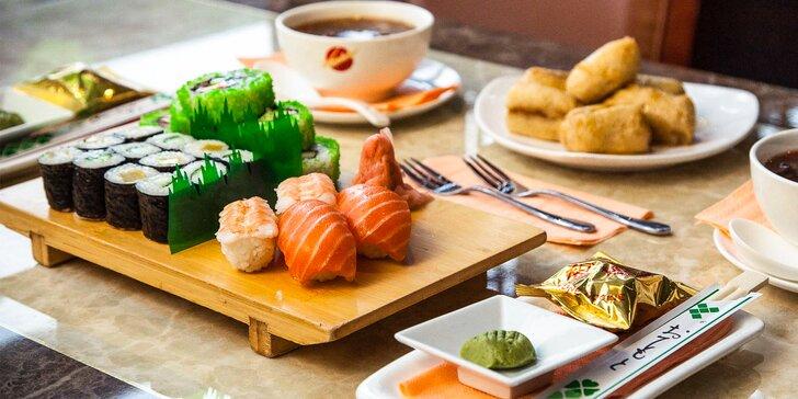 Sushi sety v Avion Sunshine
