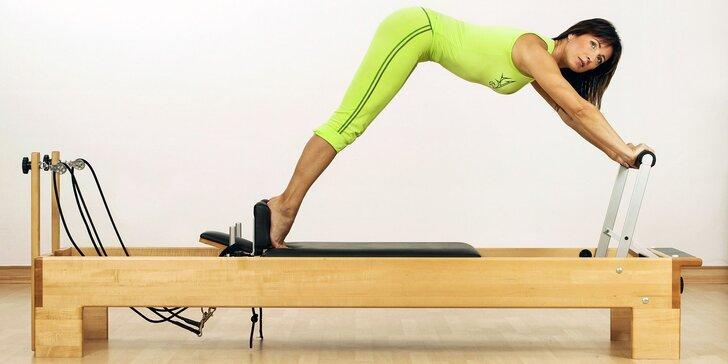 Pilates a blackroll cvičenia na chrbticu, svaly a kĺby