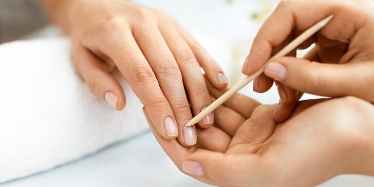 Japonská manikúra, gélové nechty alebo Gél Lak