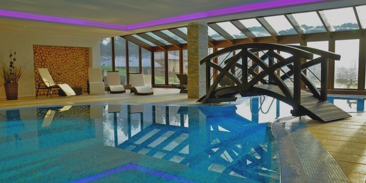 Wellness pobyt v najkrajšej časti Beskýd v hoteli Kempa***