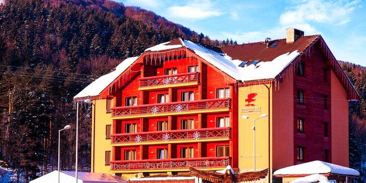 Jarná lyžovačka a wellness v srdci Valčianskej doliny