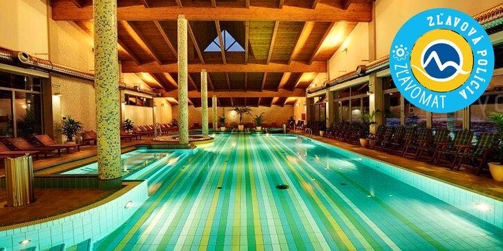 Pobyt vo Wellness hoteli Bystrá*** na južnej strane Chopku