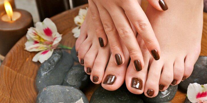 Klasická alebo japonská manikúra, alebo Shellac lakovanie