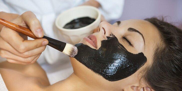 Bahenná kúra s kyselinou hyalurónovou alebo liftingová maska