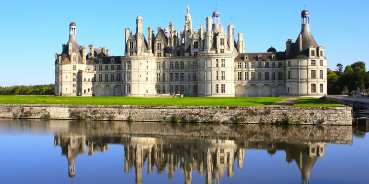 Francúzske poklady - Paríž, Orleáns a zámky na Loire
