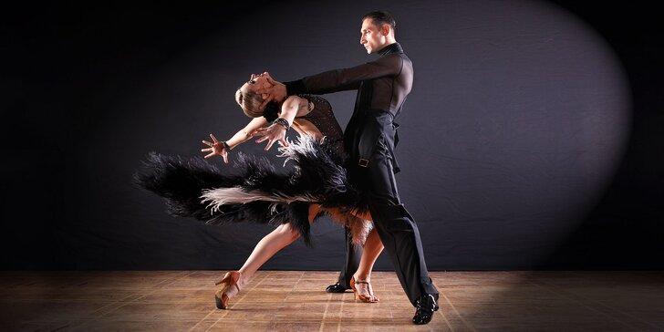 Roztancujte sa vo dvojici na kurze spoločenských tancov